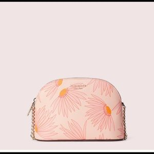 Kate Spade ♠️ Spencer Floral Dome Crossbody